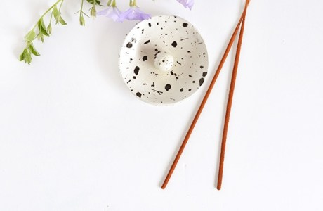 Air Dry Clay Incense Holder