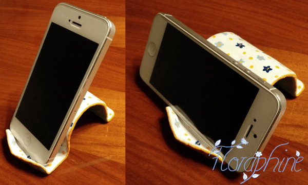 Polymer Clay Phone Stand