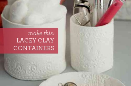 Using Clay to Organize