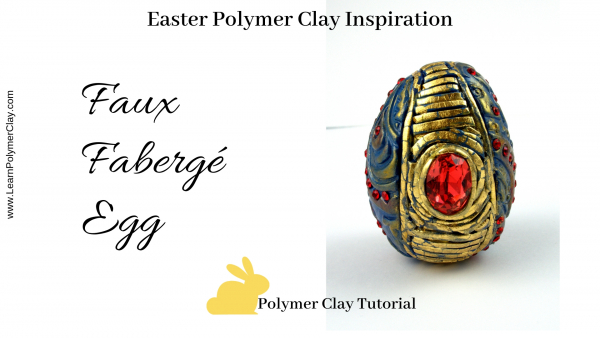 Link Suggestion: How to make exquisite polymer clay eggs for Easter