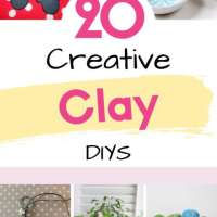 20 Creative Clay Tutorials