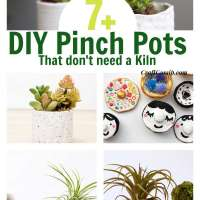 7 Ceramic Pinch Pots That Don't Require A Kiln