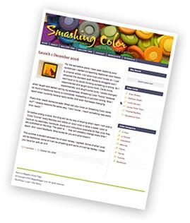 Maggio Web Page