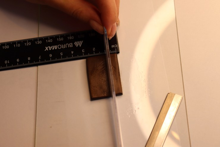 7 Chocolate. Photo tutorial on polymer clay food