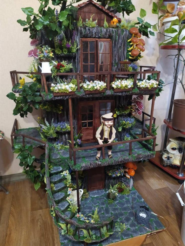 1 House for gnome