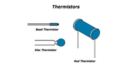 Thermistor Or Time Dependent Resistor (TDR)