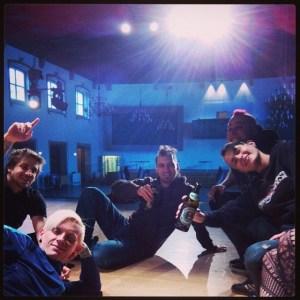 Die Dorks, ne echte Freunde-Band