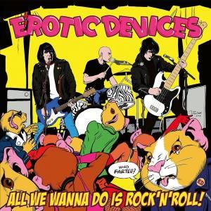 Und wieder hat die Band neben ihrer Musik ein Cover, das der Musik in der Qualität in nichts nachsteht