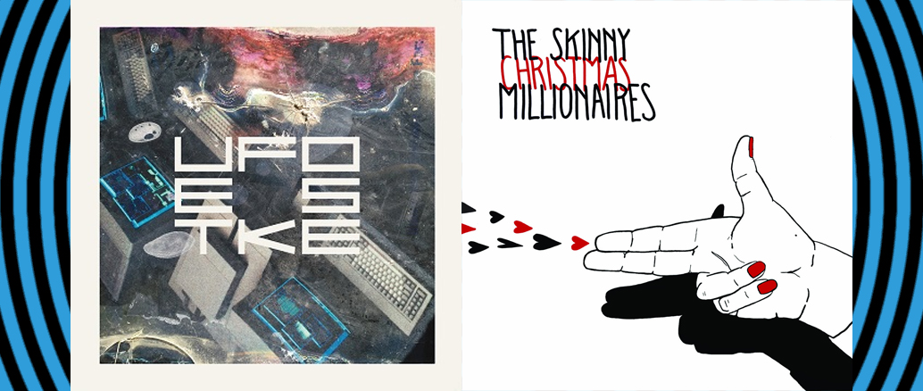 Ufosekte_Skinny Millionaires Christmas Review