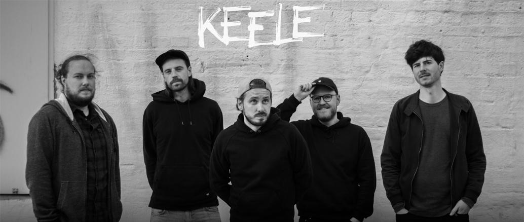 Keele_Bandfoto