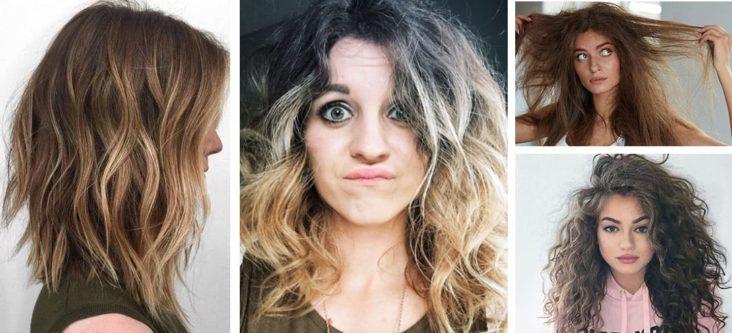 5 types de coupes pour cheveux epais et