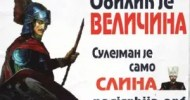 Radikal Sırp hareketi Naşi 1389 ,Türkiyedeki Tv dizilerine savaş açtı.  ON MART 30, 2012 Radikal Sırp hareketi Naşi 1389, Sırbistan'da ilgiyle izlenen Türk dizilerine karşı kampanya başlattı. Naşi 1389 […]
