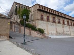 Abadía del Sacromonte.