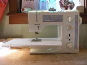 The Bernina 1020
