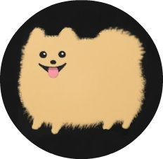 Pomeranian - logo