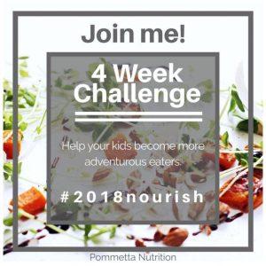 #2018 nourish challenge