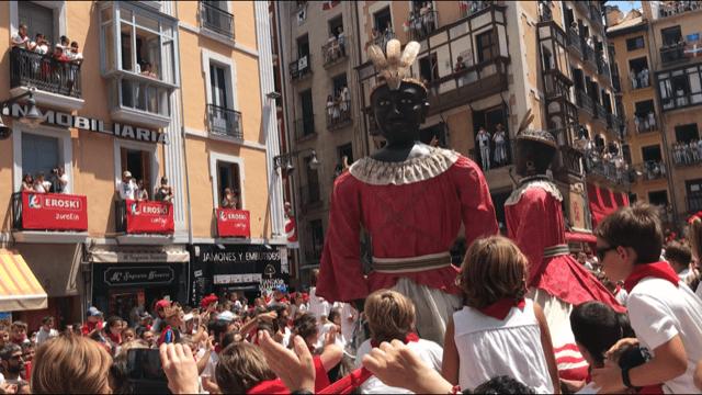 Libertad para San Fermín