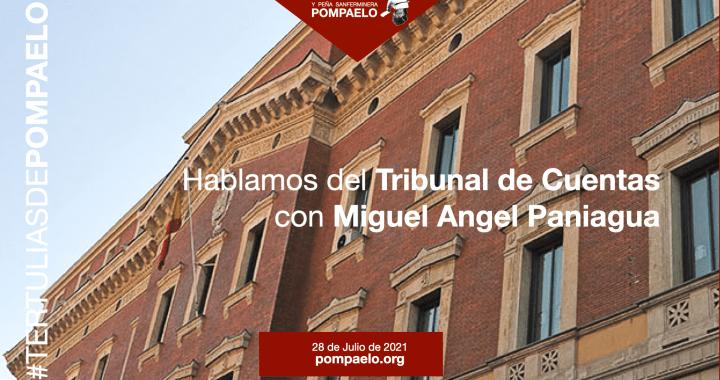 El Tribunal de Cuentas, con Miguel Angel Paniagua