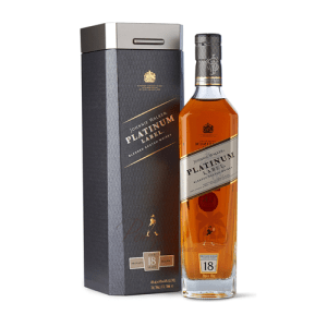 Johnnie Walker Platinum Label Scotch Whiskey, Johnnie Walker Platinum, JW Platinum Label, Johnnie Walker Engraved, Johnnie Walker Platinum Label Engraved, Johnnie Walker Gifts NJ