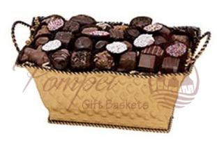 Valentines Day Chocolate Baskets NJ