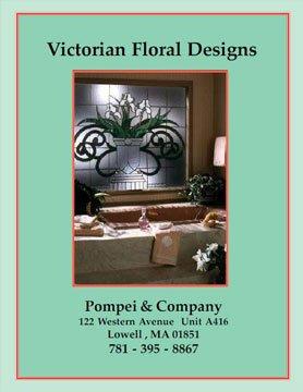 Victorian Floral Designs Catalogue