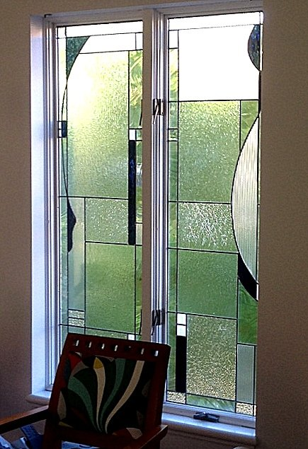 Modernist - Stained Glass Andersen Windows