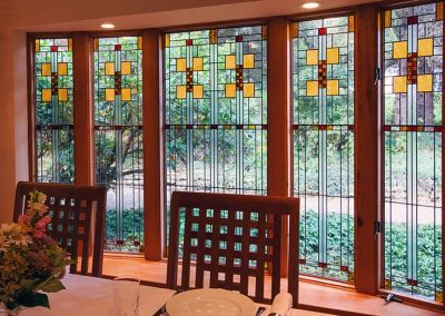 Gibbons House - a Frank Lloyd Wright Inspired