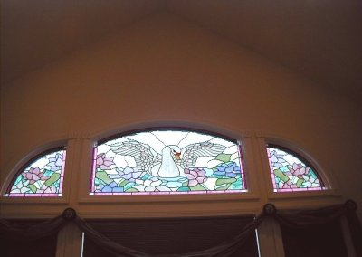 Stained glass Window Inserts for Andersen windows