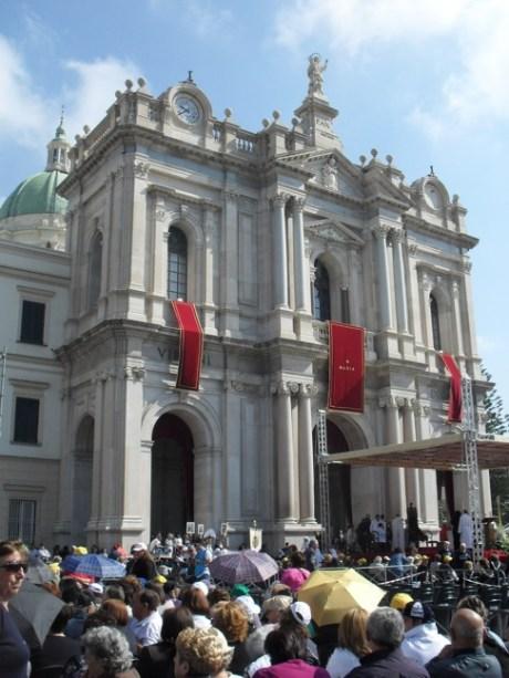 Sanktuarium w Pompejach