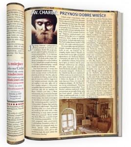 św. Charbel i nowenna pompejańska