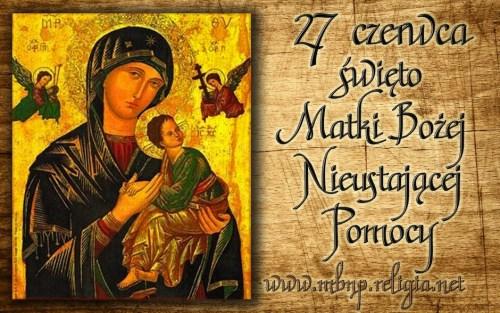Matka Boża Nieustajacej Pomocy