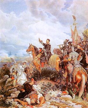 King_John_III_Sobieski_blessing_Polish_attack_on_Turks_in_Vienna_1683