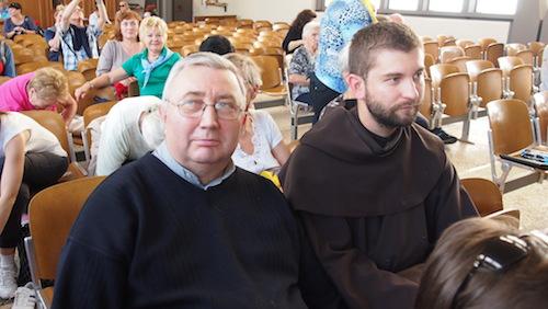 Ks. Józef i o. Krzysztof