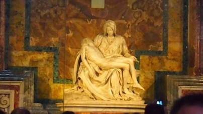 Pieta – Michał Anioł