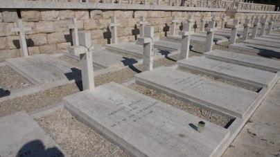 Groby żołnierzy