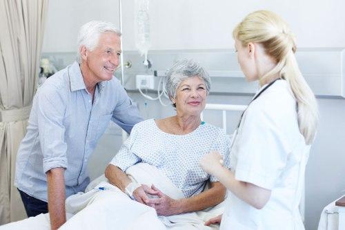 Choroba i szpital