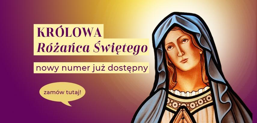 """Już jest nowy numer """"Królowej Różańca Świętego""""!"""