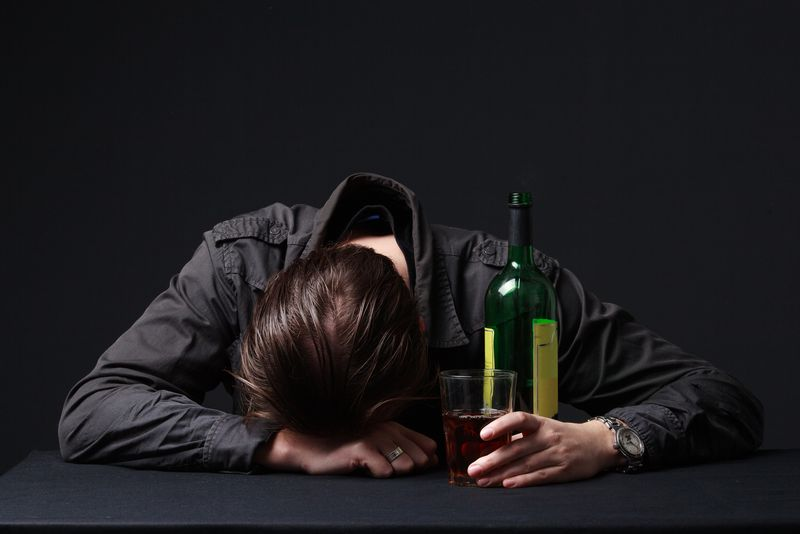 Alkoholizm, nałóg