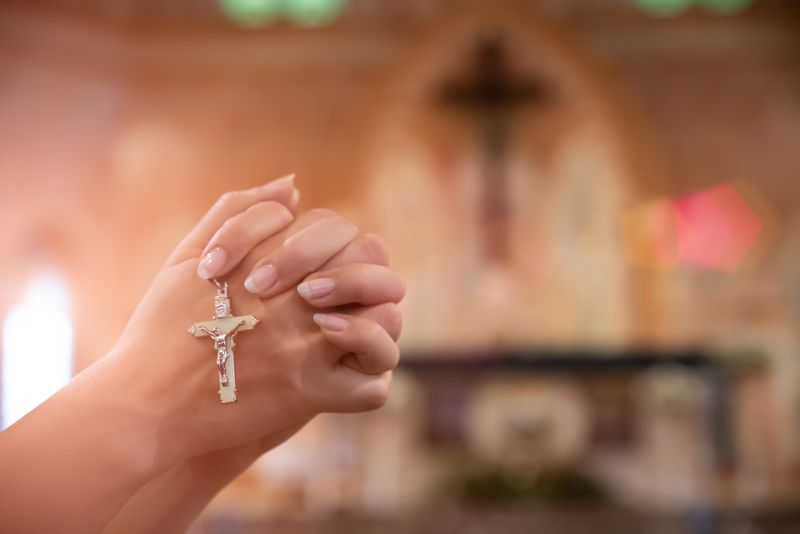 Grażyna: Modlitwa o zdrowie dzieci