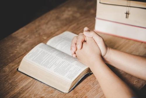 Świadectwo pięknej modlitwy