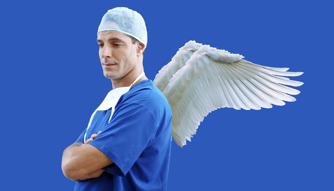 Lekarz anioł