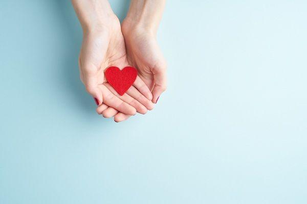 Świadectwo miłość i serce