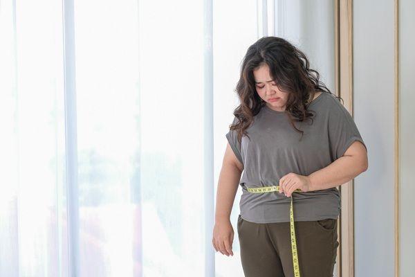 Monika: Walka z otyłością