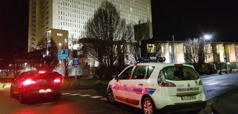 🇫🇷 Caen (14) : Un individu suspect au CHU