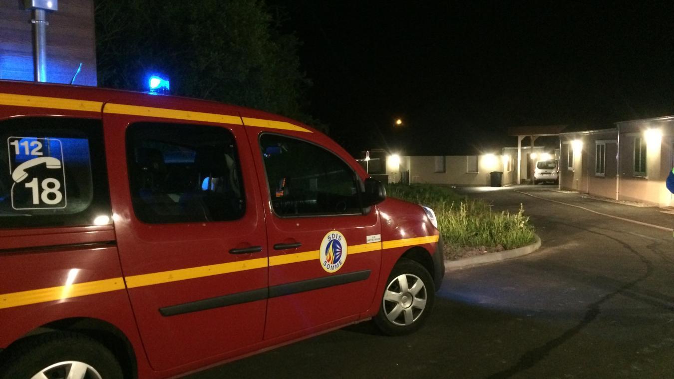 🇫🇷 Abbeville (80) : Un feu de maison coûte la vie à un quinquagénaire