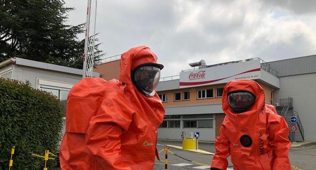 ?? Castanet-Tolosan (31) : Un mélange incompatible provoque l'intoxication légère de quatre employés de l'usine Coca-Cola