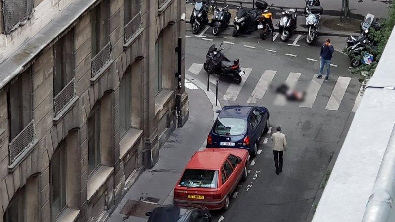 🇫🇷 Paris (75) : Un homme tue et agresse plusieurs personnes avec un couteau
