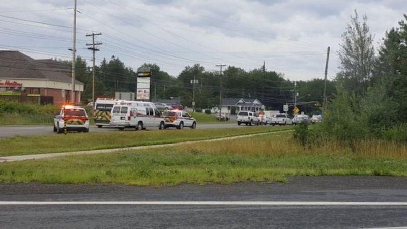 🇨🇦 Fredericton : Une fusillade en pleine ville fait 4 morts