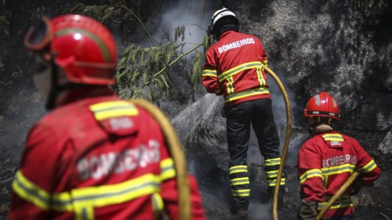 🇵🇹 Sintra : Plusieurs centaines de pompiers mobilisés sur un feu de forêt