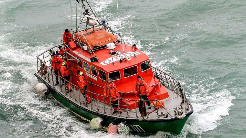 ?? Calais (62) : Exercice de sauvetage de grande ampleur en mer